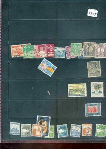 s3378 stamp accumulation Lebanon Syrie Mixture