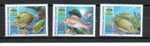 New Caledonia 1014-1016 MNH