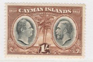 British Colony Cayman Islands 1932 1s MNH** Stamp A22P19F8942
