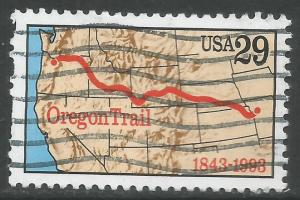 UNITED STATES 2747 VFU MAP Z2775-2