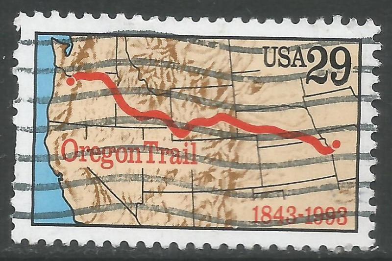 UNITED STATES 2747 VFU MAP Z2775-2