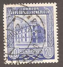 Venezuela 664 Used VF