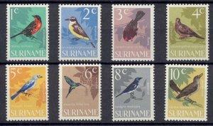 Suriname - 1966 - NVPH 439-46 (Birds) - MNH - ZO112