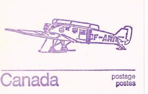 Canada Unitrade BK76a Cover Junkers