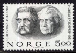 Norway 797 MNH VF