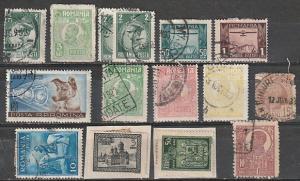 Romania Used & Mint OGH Lot #2