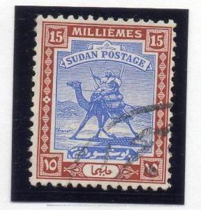 British East Africa Protectorate 1927 Camel Rider Fine Used 15m. 067058