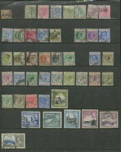 1903-1960 Cyprus Postage Stamp Mixed Variety Mint & Used Collection Value $1,970