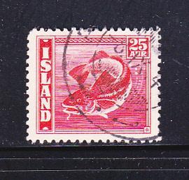Iceland 224b U Fish, Codfish