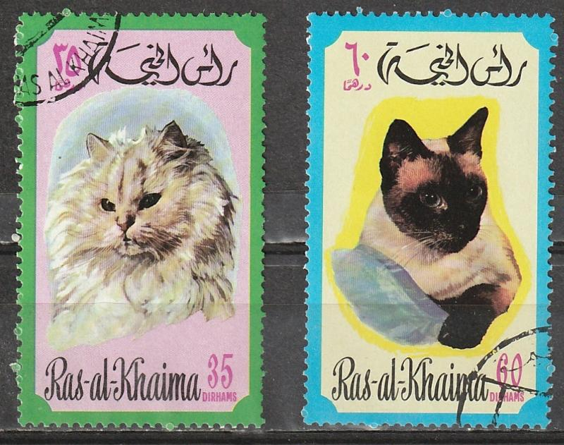 Ras Al Khaima Used lot of 2