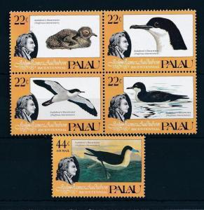 [51818] Palau 1985 Birds Vögel Oiseaux Ucelli  Painter John Audubon MNH