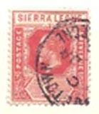 Sierra Leone 104 (U)