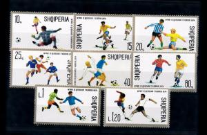 [61033] Albania 1974 World Cup Soccer Football Germany MNH 8836477015
