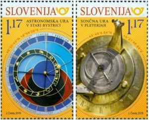 SLOVAKIA/2019 -  Joint Issue with Slovenia (Slovenia vers.), MNH