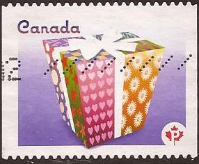 Canada - Scott# (050 - used booklet single) 2435 (2011) V...