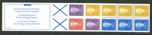 Netherlands Antilles-Scott's # 427a -Queen-Complete Booklet-MNH