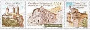 Scott #828 UNESCO MNH
