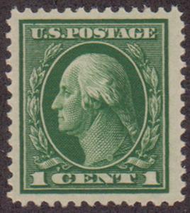 MALACK 405 XF JUMBO OG NH, Big Stamp! w6878