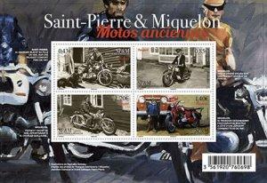 Scott #1048 Motorcycles S/S MNH
