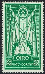 IRELAND 1937 ST PATRICK 2/6 WMK SE