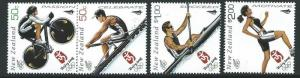 NEW ZEALAND SG3056/9 2008 OLYMPIC GAMES   MNH