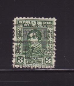 Uruguay 453 Set U General Rivera