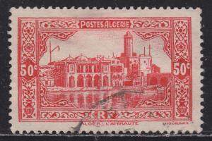 Algeria 90 Admiralty Building, Algiers 1936
