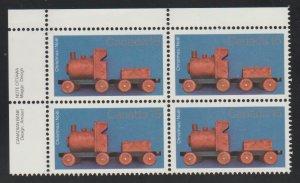 Canada 839 Christmas 1979 - MNH - block