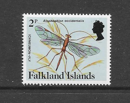 INSECTS - FALKLAND ISLANDS-#388 ICHNEUMON FLY  MNH