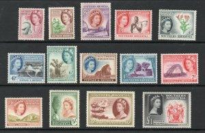 Southern Rhodesia 1953 set MNH condition.