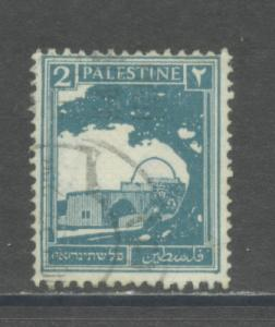 Palestine 63  F-VF  Used
