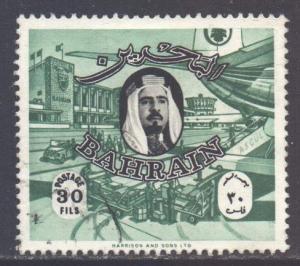 Bahrain Scott 145 - SG143, 1966 Sheik 30f used