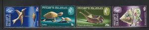 Pitcairn Island   mnh sc 194 - 197
