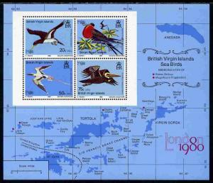 British Virgin Islands 1980 London 1980 Stamp Exhibition ...