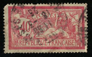 France, 1900, Liberty and Peace, SC #125 (4186-T)