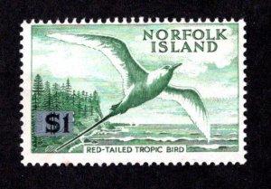 NORFOLK ISLAND  SC# 82a  F/MOG