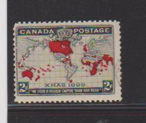 CANADA #85 STAMP USED  LOT#535