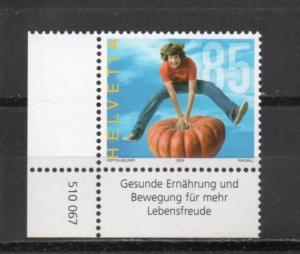 Switzerland 1187 MNH