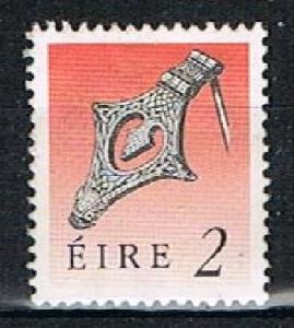 IRELAND 16687 - 2p definitive used single
