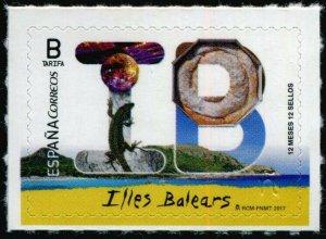 HERRICKSTAMP NEW ISSUES SPAIN Sc.# 4171 Balearic Islands