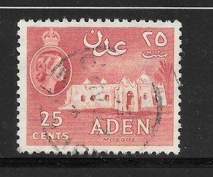 Aden #51 Used Single.