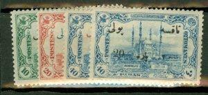 B: Turkey J59-62 mint CV $49