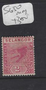 MALAYA SELANGOR  (P0509B)  TIGER]   2C  SG  50   MOG