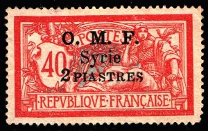 FRANCE COLONIES SYRIA  921 French Postage Stamps Surcharged & Overprinted  NG