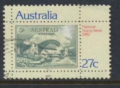 Australia SG 864  Fine Used