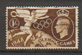 GB George VI  SG 498 Used