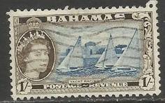 BAHAMAS 168 VFU K890-4
