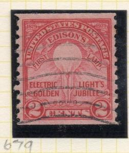 United States 1928-29 Early Issue Fine Used 2c. 315668