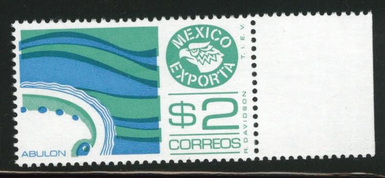 MEXICO Scott 1117a MNH** stamp