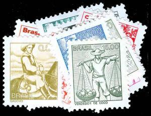BRAZIL 1441-57  Mint (ID # 71029)